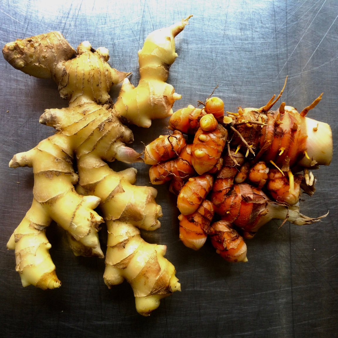Staying Healthy in the Virus Times – Ginger and Turmeric